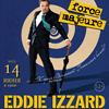 Eddie lzzard  Force Majeure