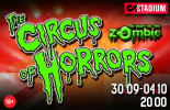 The Circus of Horrors. The Nignt of the Zombie