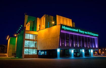 Купить билеты в музыкальный театр иркутска афиша театры для детей самара
