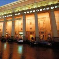 П. Симфонический оркестр Мариинского театра. дир. В.Гергиев.  Концертный зал имени чайковского 21-09-2010.