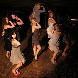 """Арт-кафе  """"Дуровъ """" и студия танца Лены Эрнандес представляют: Вечеринка времен сухого закона  """"Чикаго, танцы..."""