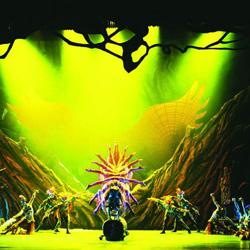 Со 2 по 7 января уникальный Китайский цирк выступает с Новогодними...  В Поднебесной цирковое искусство развито...