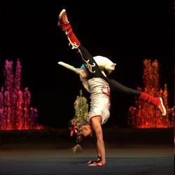 """Заключительные показы циркового шоу  """"Волшебные сны """" в Цирке Танцующих Фонтанов  """"Аквамарин """".  Интерактивная схема зала."""