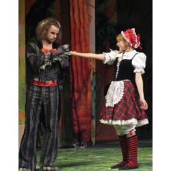 """Театр Джигарханяна - билеты на детский спектакль  """"Необычайные приключения Красной Шапочки """"."""