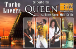 The Queen (tribute) на теплоходе Rock Hit Neva
