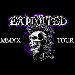 The Exploited. MMXX Tour