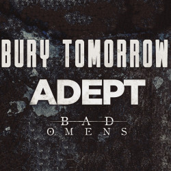 Wild Energy Fest: Adept, Bad Omens, Bury Tomorrow + more bands soon