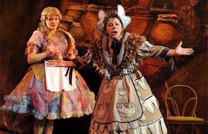 Театр сац дюймовочка билеты новая опера богема билеты
