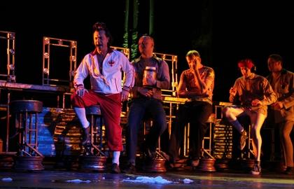 Ночь женщин спектакль купить билеты концерт руки вверх в кирове цены на билеты