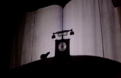 Спектакль «У меня зазвонил телефон»