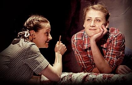 Спектакль «Сестра Надежда»