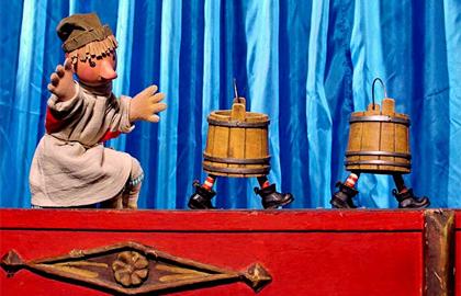 Спектакли по щучьему велению видео малый театр