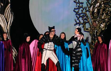 Опера «Дитя и волшебство»