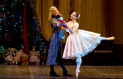 Балет щелкунчик в театре сац купить билет кукольный театр барнаул афиша на январь