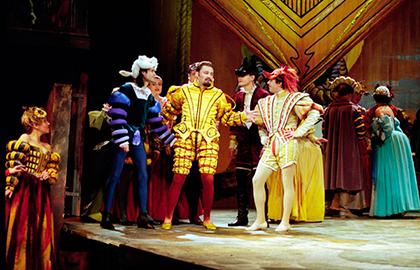 Билеты на риголетто в новую оперу купить билеты в цирк томск