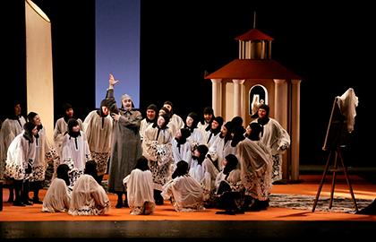 Опера тоска билеты в москве театр билет балет