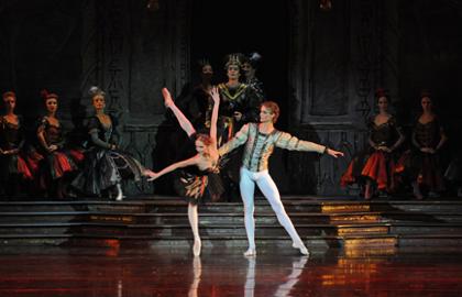 стоимость билета на балет минск