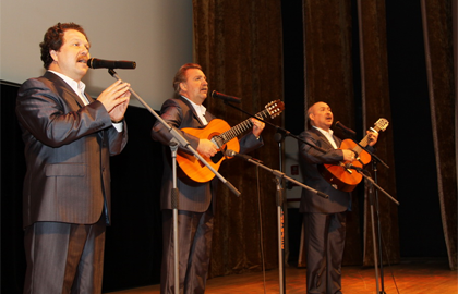 Концерт трио «Реликт»