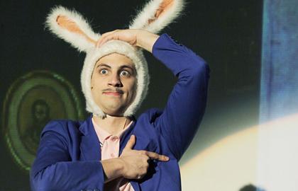 Купить билет на спектакль удивительные приключения кролика эдварда кукольный театр сыктывкар афиша