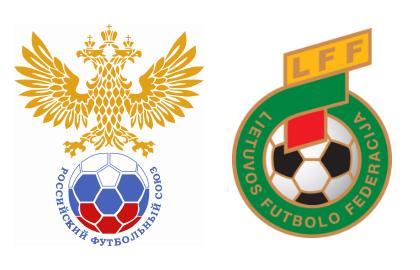 Россия - Литва 26.03.2016