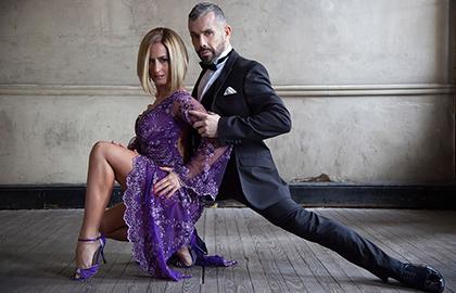 Концерт «К Международному Дню танго». Звезды аргентинского танго