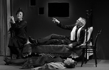 Спектакль записки покойника билеты могилев театр афиша январь