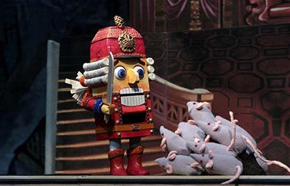 Театр образцова щелкунчик билеты купить билет на балет в рамт