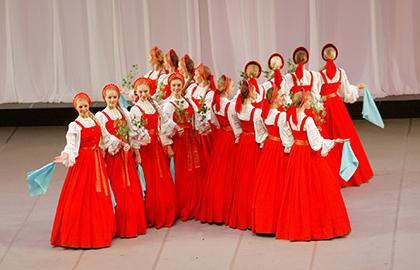 Юбилейный концерт ансамбля «Березка»