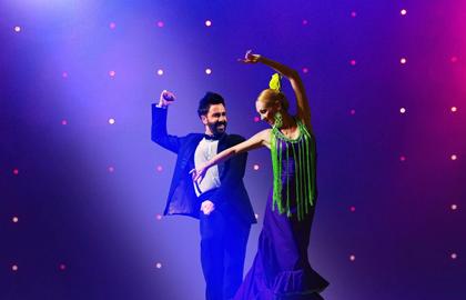Шоу «В ритме фламенко»