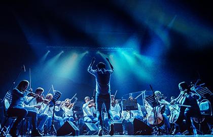 Шоу рок-оркестра «RockestraLive» «Muse»