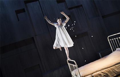 Спектакль «Тайгер Лиллиз играют «Гамлета»