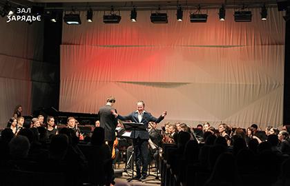 Концерт «Аленький цветочек»